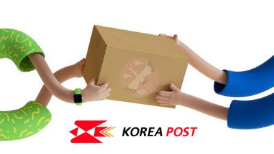 EMS Южная Корея цена